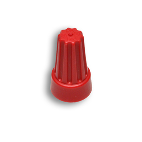 Wire Connectors, Narrow, Red